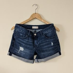NWOT Altar'd State Denim Shorts